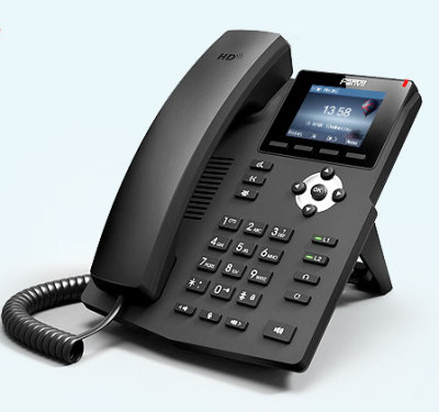 FANVIL X3SP IP Phone, PoE